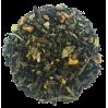Thé Noir et Vert Bio De la mangue à la pêche